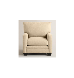 Puffy Accent Chair