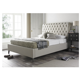 Irene 4.5 by 6 bed with Mattress