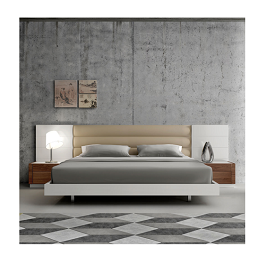 Tommaso 6 By 6 Bed with Mattress