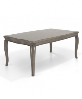 Curtis Dining Table-Grey