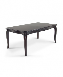 Curtis Dining Table-Brown