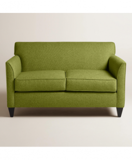 WELIS LOVESEAT- GREEN