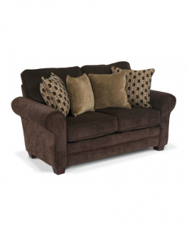 Abril LOVESEAT- Brown
