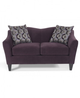 VANA LOVESEAT- Purple