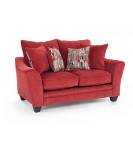 JAZZ LOVESEAT- Red