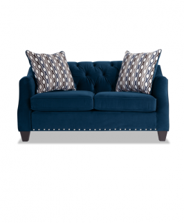 AMADA LOVESEAT- Blue