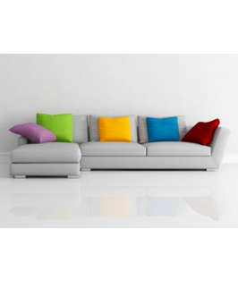 LOGAM 4 SEATER SECTIONAL