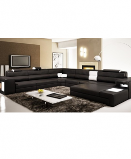 BLANCO 11 SEATER SECTIONAL